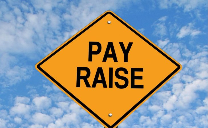 Federal Pay Increase 2021